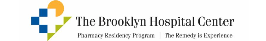 The Brooklyn Hospital Center Pharmacy Residency Programs